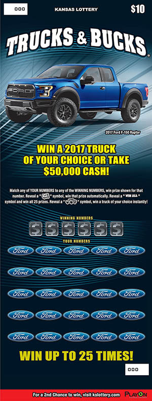 Ultimate Cash Instant Ticket