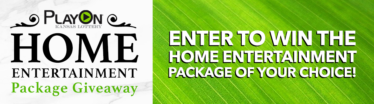 Your Chance To Win A Home Entertainment Package!